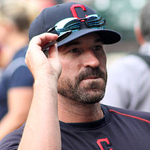 Mickey Callaway Indians April 2015 Houston.JPG