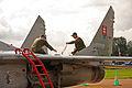 Mikoyan MiG-29UBS Fulcrum B 3 (7570377350).jpg