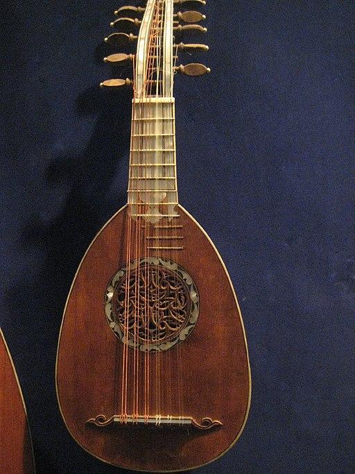 Milanese mandolin