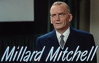 Millard Mitchell - Mitchell in Singin' in the Rain (1952)