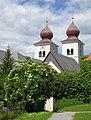 Millstatt Stiftskirche Nordost.jpg