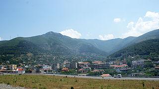 Milot (town) Municipal unit in Lezhë, Albania