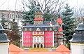 Miniatura zamku Książ w parku miniatur w Kowarach DSCF3676.jpg