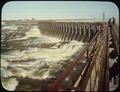 Minidoka Project - Minidoka Dam, Spillway and Power House - Idaho-Wyoming - NARA - 294679.tif