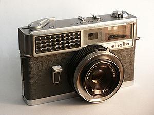 Minolta Hi-Matic - The original Hi-Matic of 1962