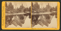 Mirror View, Three Brothers. Yosemite Valley, Mariposa County, Cal, by Watkins, Carleton E., 1829-1916 3.png