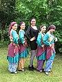 Miss Nederland met de Turkse danseressen.jpg