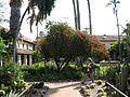 Mission Santa Barbara - Garten.JPG