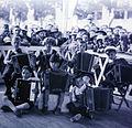 Mladi harmonikarji na tekmovanju na Ljubljanskem velesejmu.jpg