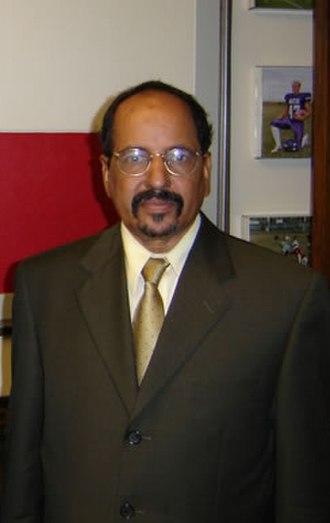 Mohamed Abdelaziz (Sahrawi politician) - Image: Mohamed Abdelaziz, 2005