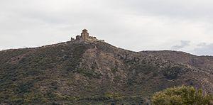Jvari (monastery) - Image: Monasterio de Jvari, Miskheta, Georgia, 2016 09 29, DD 36