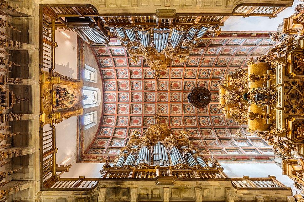 Monasterio de San Martín, Santiago de Compostela, España, 2015-09-23, DD 23-25 HDR