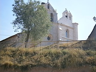 Villamayor de los Montes municipality in Castile and León, Spain