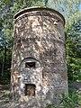 Monchecourt - Fosse n° 3 des mines d'Azincourt, base du réservoir (C).JPG