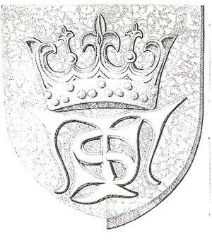 Thomas of Bosnia - Monogram of King Stephen Thomas
