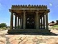 Monolithic Ganesha statue in Hampi.jpg