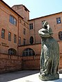 Montauban - Sculptures by Antoine Bourdelle -01.JPG