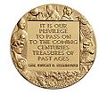 Monuments Men Congressional Gold Medal (reverse).jpg