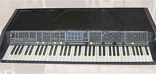 Polymoog sound synthesizer