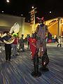 Morial Center Comic Con 2012 Tallboy.JPG
