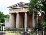 West Norwood Memorial Park Augustus Ralli Mortuary Chapel in the Greek Burial Ground