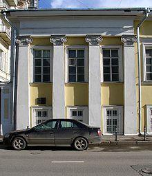 Москва леонтьевский переулок д а стр