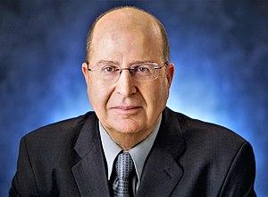 Moshe Ya'alon - Image: Moshe Ya'alon