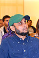 Mostofa Sarwar Farooki at Wikipedia 15 celebration in BSK (07).jpg