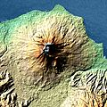 Mount Komaga, volcano in Hokkaido, Japan.jpg