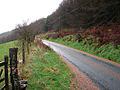 Mountain road through Cwmberwyn - geograph.org.uk - 290619.jpg