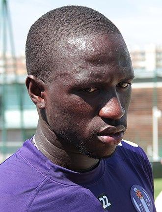Moussa Sissoko - Image: Moussa Sissoko cropped