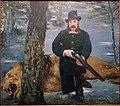 Mr. Eugene Petuiset, the Lion Hunter, by Edouard Manet, 1881, oil on canvas - Museu de Arte de São Paulo - DSC07154.jpg