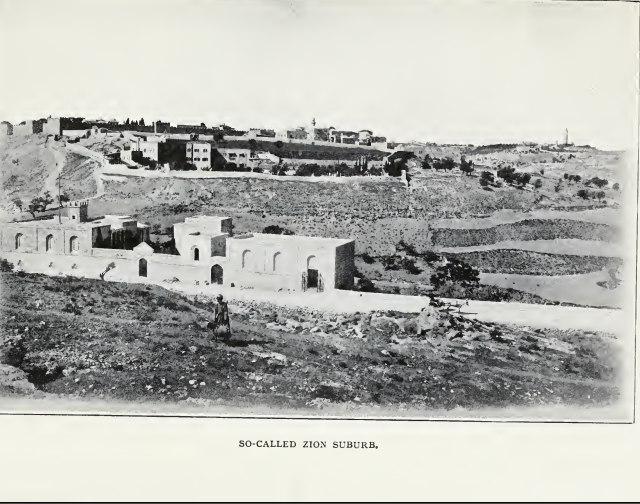 Mt zion 1903