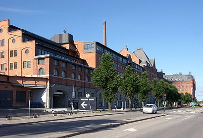 Vägbeskrivningar till Kungliga Svenska Balettskolan med kollektivtrafik