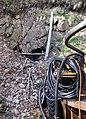 Mundloch des Gegentrum IV-Stollens des Bergwerks Schauinsland.jpg