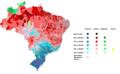 Municípios do Brasil - Grupos étnico-raciais predominantes.png