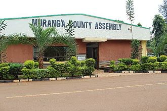 Murang'a - Murang'a County Headquarters