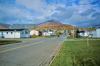Murdochville, Quebec - Image: Murdochville