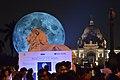 Museum Of The Moon Installation - Victoria Memorial Hall - Kolkata 2018-02-17 1497.JPG