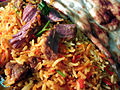 Mutton biryani made with lamb.jpg