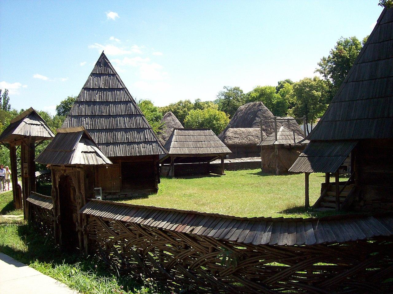 Village Museum (Muzeul Satului), Bucharest