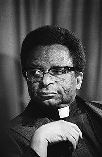 Abel Muzorewa Rhodesian Prime Minister