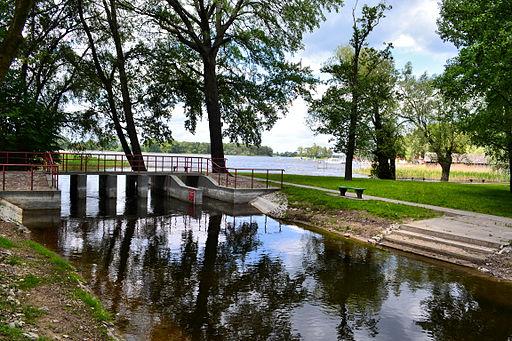 Mysla i Jezioro Mysliborskie
