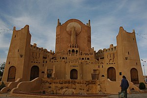 Ghardaïa - Local berber architecture
