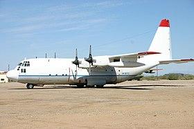 Avion du même type que celui accidenté. (C-130A)