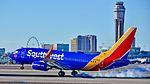 N938WN Southwest Airlines 2009 Boeing 737-7H4 - cn 36645 - 2929 (33968141432).jpg