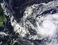 NASA Satellites See Typhoon Bopha Now Heading Toward the Philippines (8241425305).jpg