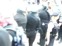 File:NATO demonstration and CPD aggression 5-20-12 at Cermak - Michigan.webm