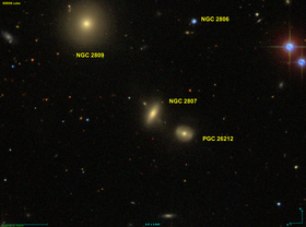 Image illustrative de l'article NGC 2807