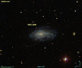 Image illustrative de l'article NGC 3246